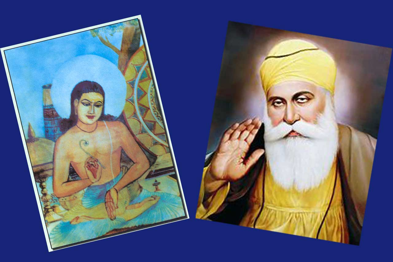 Common socio-economic perspectives of Srimanta Sankaradeva and Guru Nanak