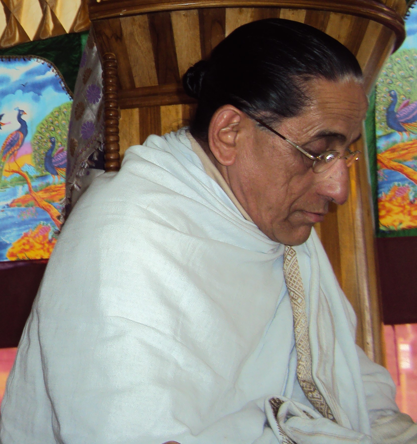 In memory of Narayan Chandra Goswami